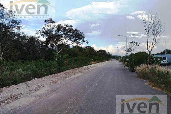 Foto de terreno habitacional en venta en  , cholul, mérida, yucatán, 13316534 No. 01