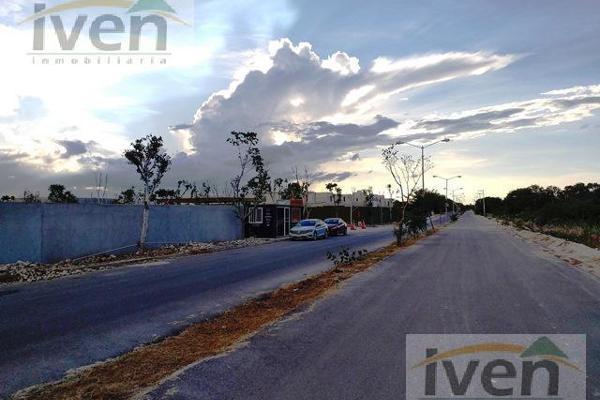 Foto de terreno habitacional en venta en  , cholul, mérida, yucatán, 13316534 No. 02