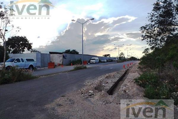 Foto de terreno habitacional en venta en  , cholul, mérida, yucatán, 13316534 No. 04