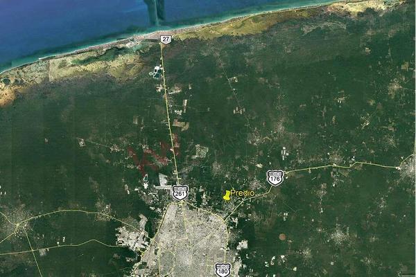 Foto de terreno habitacional en venta en  , cholul, mérida, yucatán, 0 No. 03
