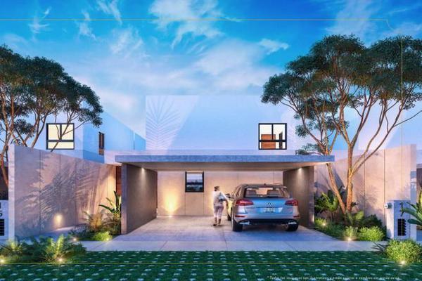 Foto de casa en venta en  , cholul, mérida, yucatán, 13417676 No. 01