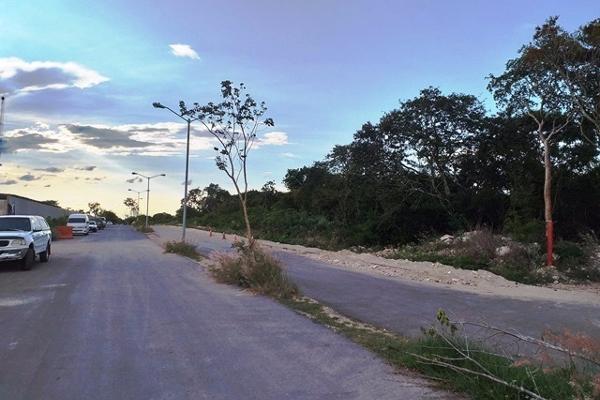 Foto de terreno habitacional en venta en  , cholul, mérida, yucatán, 13472227 No. 02