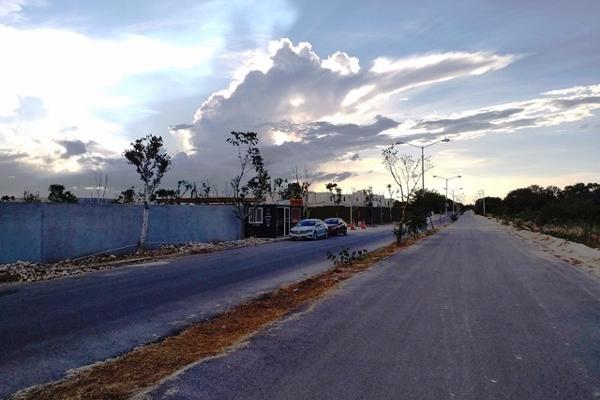 Foto de terreno habitacional en venta en  , cholul, mérida, yucatán, 13472227 No. 04