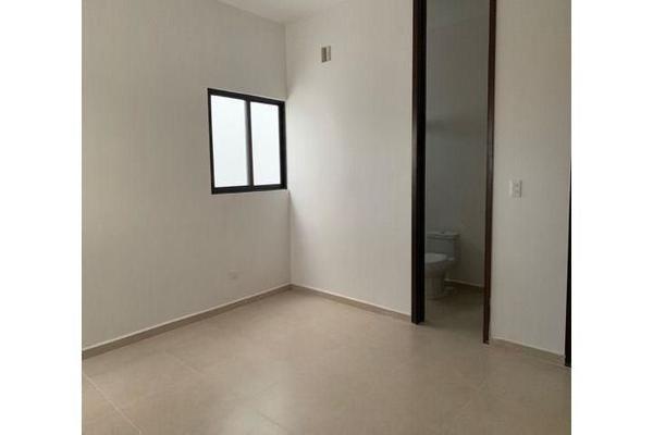 Foto de casa en venta en  , cholul, mérida, yucatán, 14026159 No. 19