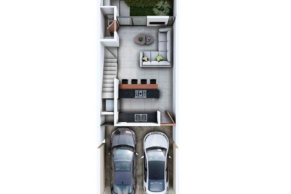 Foto de casa en venta en  , cholul, mérida, yucatán, 14026175 No. 14