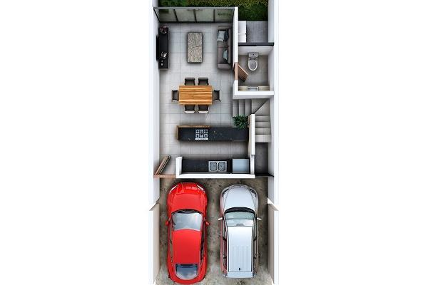 Foto de casa en venta en  , cholul, mérida, yucatán, 14026175 No. 18