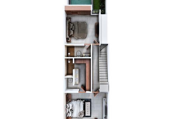 Foto de casa en venta en  , cholul, mérida, yucatán, 14026175 No. 19