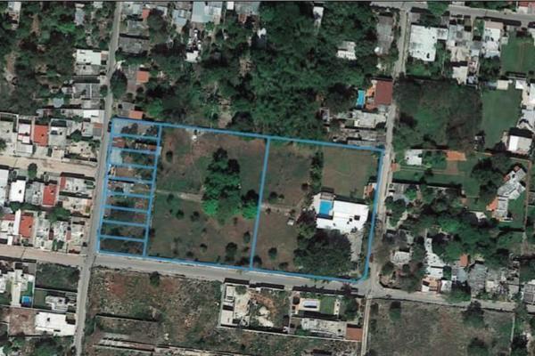 Foto de terreno habitacional en venta en  , cholul, mérida, yucatán, 14026191 No. 03
