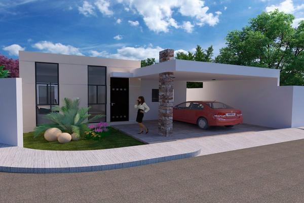 Foto de casa en venta en  , cholul, mérida, yucatán, 14026207 No. 01