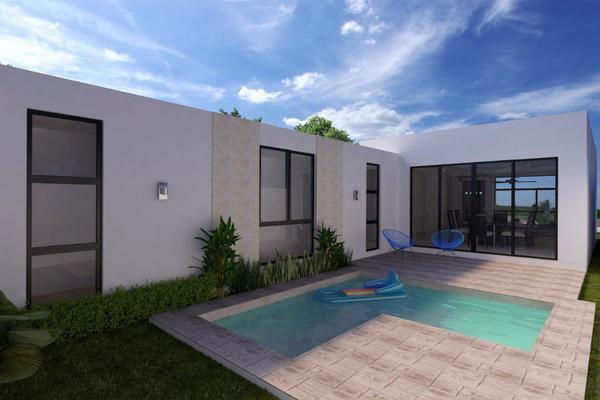Foto de casa en venta en  , cholul, mérida, yucatán, 14026207 No. 03