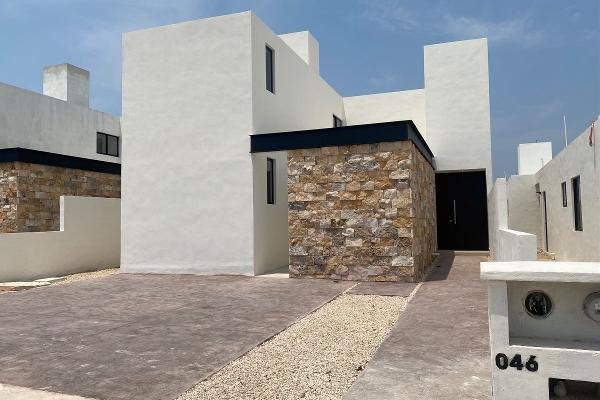 Foto de casa en venta en  , cholul, mérida, yucatán, 14026219 No. 01