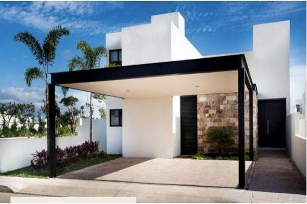 Foto de casa en venta en  , cholul, mérida, yucatán, 14026219 No. 09