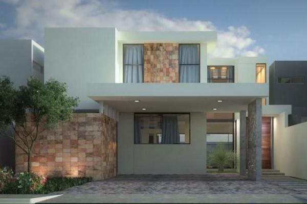 Foto de casa en venta en  , cholul, mérida, yucatán, 14026227 No. 01