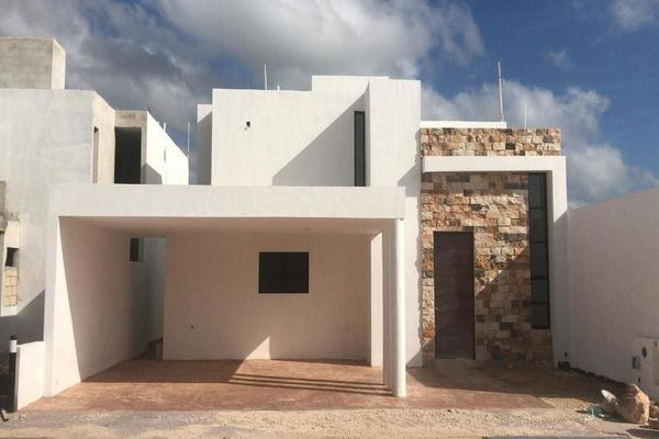 Foto de casa en venta en  , cholul, mérida, yucatán, 14026243 No. 01