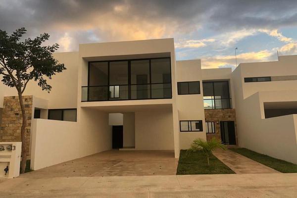 Foto de casa en venta en  , cholul, mérida, yucatán, 14026247 No. 03