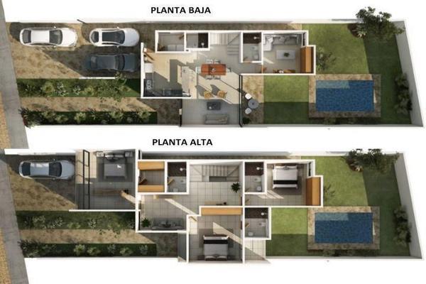 Foto de casa en venta en  , cholul, mérida, yucatán, 14026247 No. 27