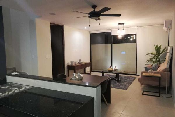 Foto de departamento en venta en  , cholul, mérida, yucatán, 14027414 No. 04
