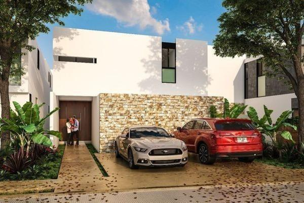 Foto de casa en venta en  , cholul, mérida, yucatán, 14027418 No. 01