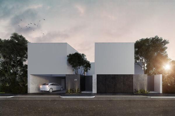 Foto de casa en venta en  , cholul, mérida, yucatán, 14027422 No. 01