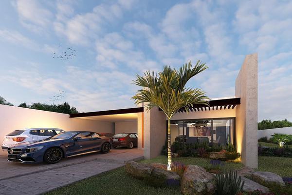Foto de casa en venta en  , cholul, mérida, yucatán, 14027422 No. 03