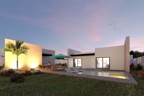 Foto de casa en venta en  , cholul, mérida, yucatán, 14027422 No. 08