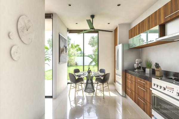 Foto de casa en venta en  , cholul, mérida, yucatán, 14027426 No. 02
