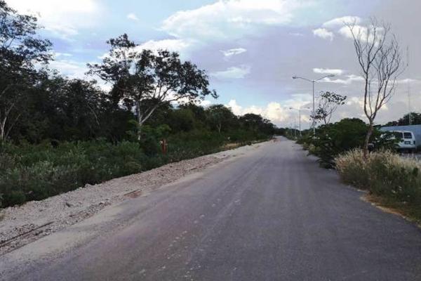 Foto de terreno habitacional en venta en  , cholul, mérida, yucatán, 14027442 No. 05