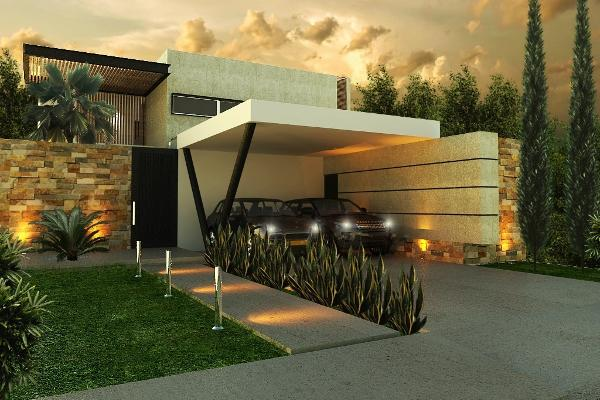 Foto de casa en venta en  , cholul, mérida, yucatán, 14027450 No. 01