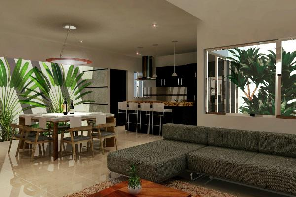 Foto de casa en venta en  , cholul, mérida, yucatán, 14027450 No. 03