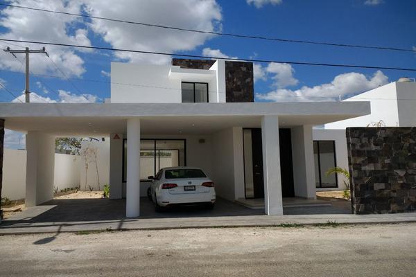 Foto de casa en venta en  , cholul, mérida, yucatán, 14027454 No. 01