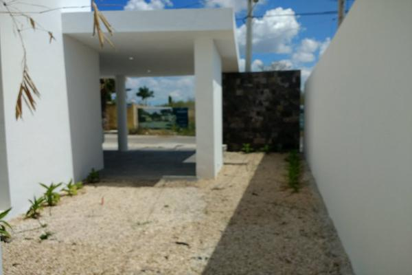 Foto de casa en venta en  , cholul, mérida, yucatán, 14027454 No. 05