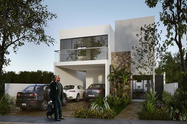 Foto de casa en venta en  , cholul, mérida, yucatán, 14027490 No. 01