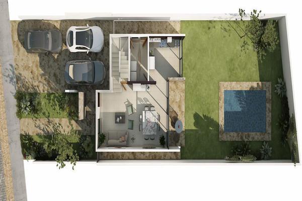 Foto de casa en venta en  , cholul, mérida, yucatán, 14027490 No. 06