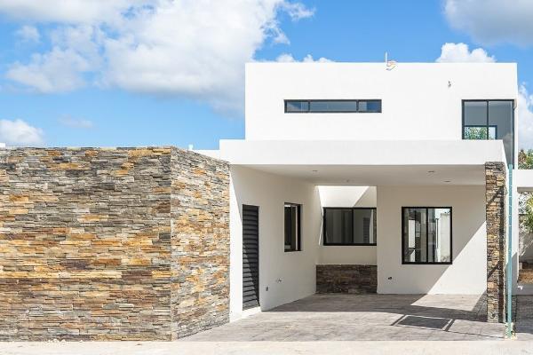 Foto de casa en venta en  , cholul, mérida, yucatán, 14027498 No. 01