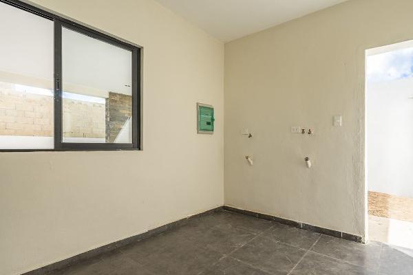 Foto de casa en venta en  , cholul, mérida, yucatán, 14027498 No. 09
