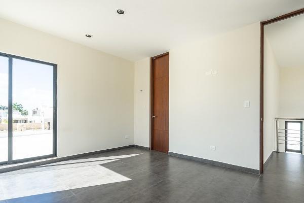 Foto de casa en venta en  , cholul, mérida, yucatán, 14027498 No. 18