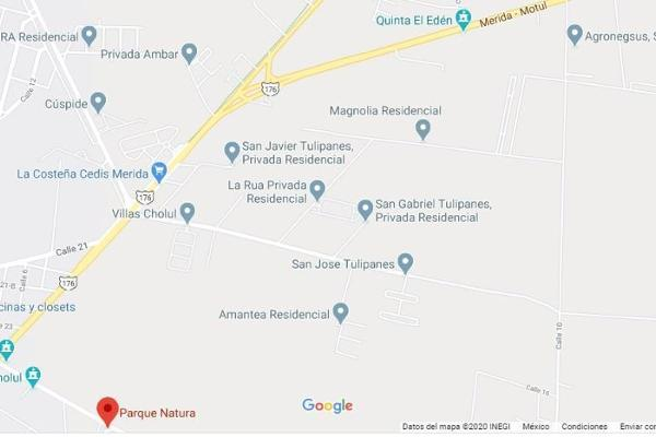Foto de casa en venta en  , cholul, mérida, yucatán, 14027506 No. 14
