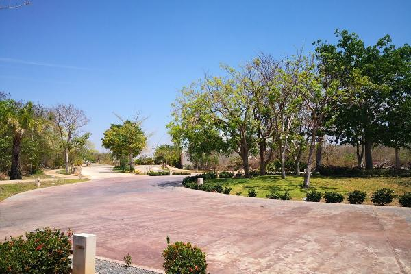 Foto de casa en venta en  , cholul, mérida, yucatán, 14027506 No. 16