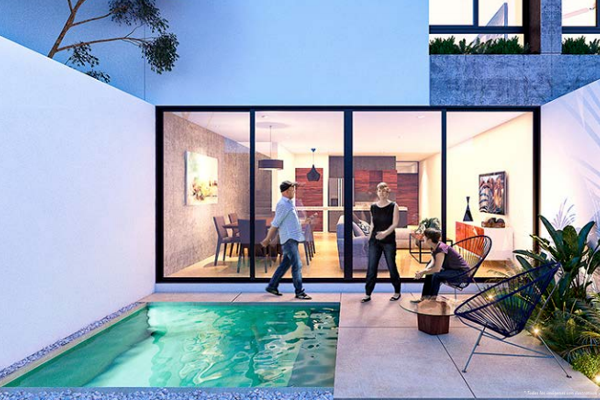 Foto de casa en venta en  , cholul, mérida, yucatán, 14029863 No. 02