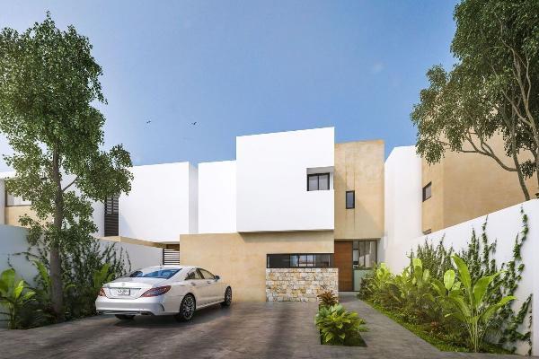 Foto de casa en venta en  , cholul, mérida, yucatán, 14029879 No. 01