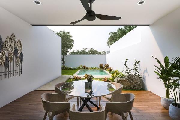 Foto de casa en venta en  , cholul, mérida, yucatán, 14029879 No. 03