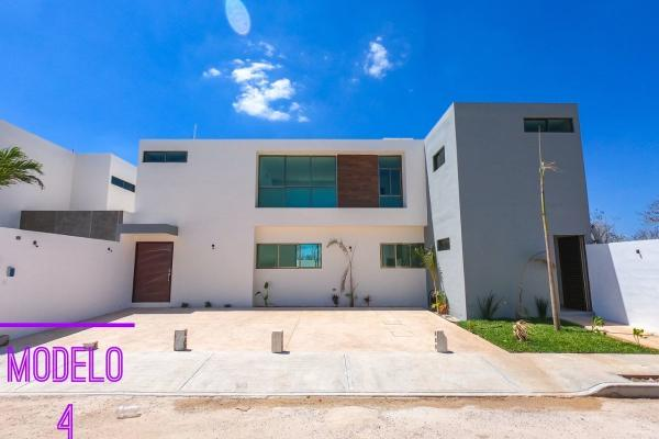 Foto de casa en venta en  , cholul, mérida, yucatán, 14037358 No. 01