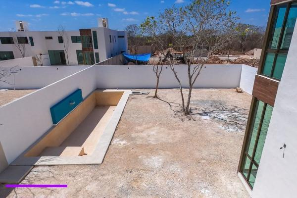 Foto de casa en venta en  , cholul, mérida, yucatán, 14037358 No. 07