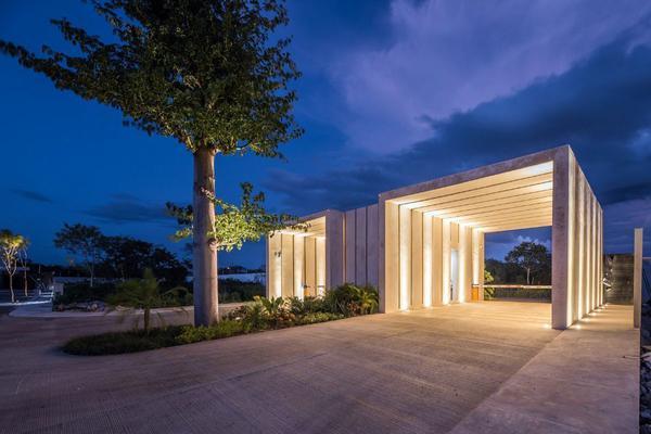 Foto de terreno habitacional en venta en  , cholul, mérida, yucatán, 15218170 No. 01
