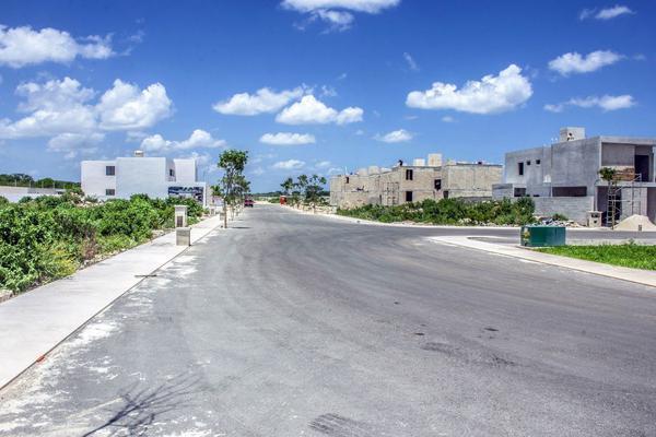 Foto de terreno habitacional en venta en  , cholul, mérida, yucatán, 15218170 No. 04