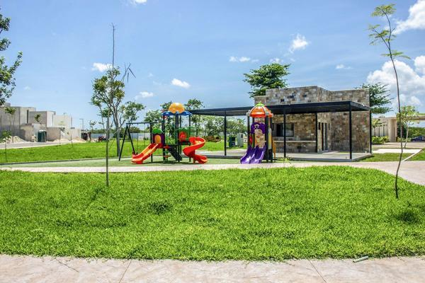 Foto de terreno habitacional en venta en  , cholul, mérida, yucatán, 15218170 No. 06