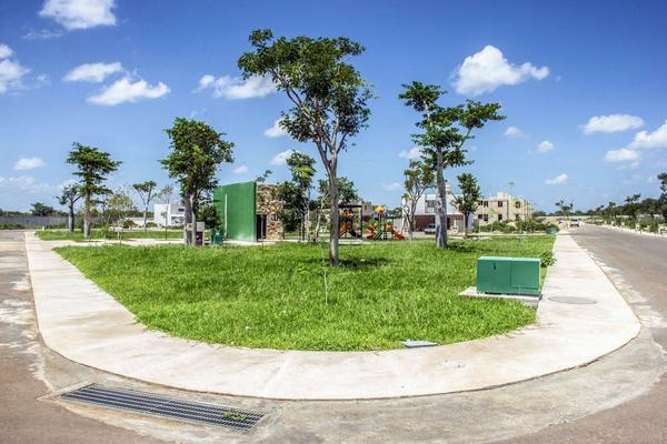 Foto de terreno habitacional en venta en  , cholul, mérida, yucatán, 15218170 No. 07