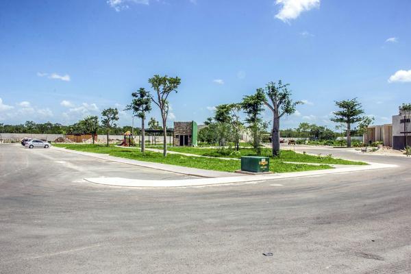 Foto de terreno habitacional en venta en  , cholul, mérida, yucatán, 15218170 No. 08
