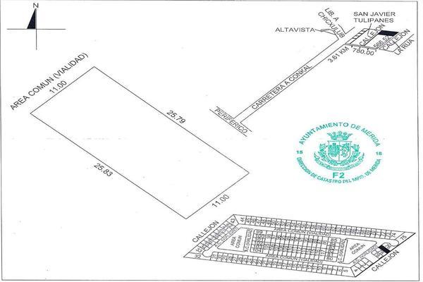 Foto de terreno habitacional en venta en  , cholul, mérida, yucatán, 15218170 No. 10