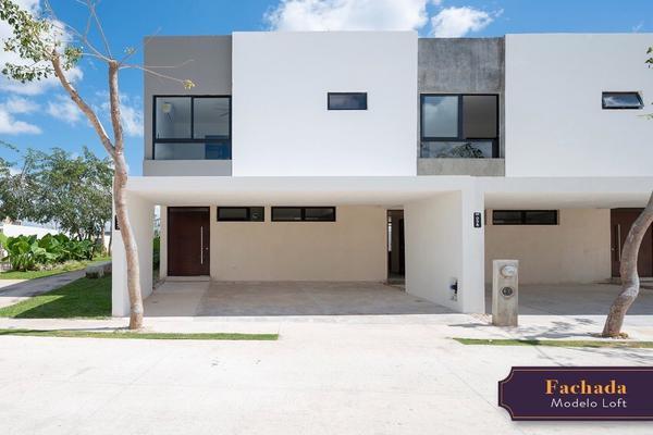 Foto de departamento en venta en  , cholul, mérida, yucatán, 15225557 No. 01